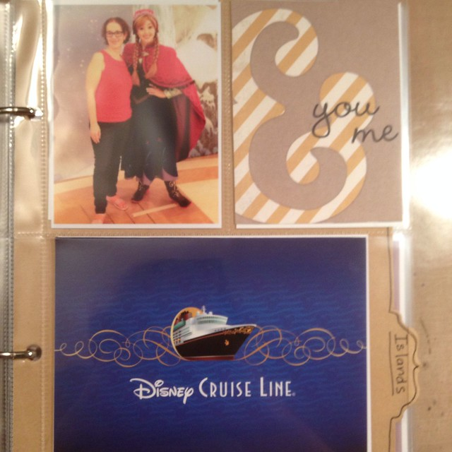 Ep. 915 - Simple Stories Disney Cruise Album
