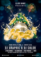 Main File NYE Party Flyer