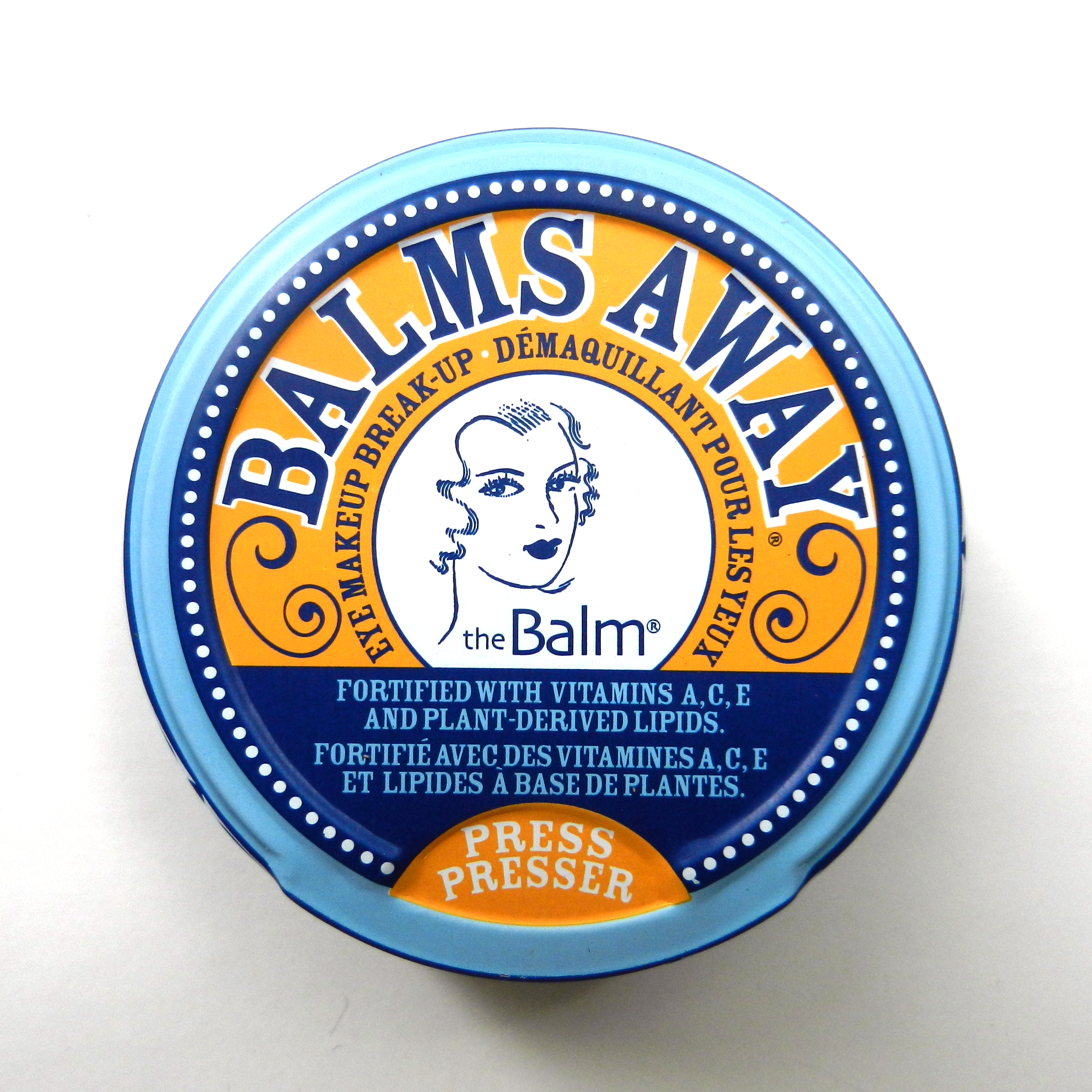 Balms Away Makeup Remover