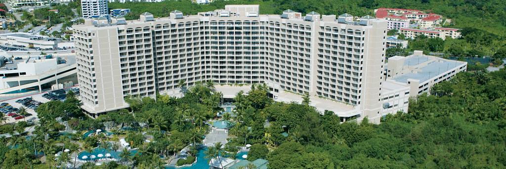 Hyatt-Regency-Guam-Exterior-Aerial