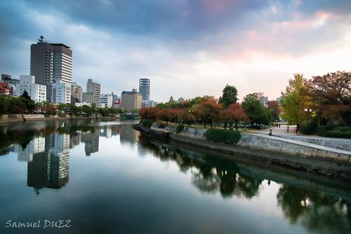 太田川 広島 -  Ota River Hiroshima