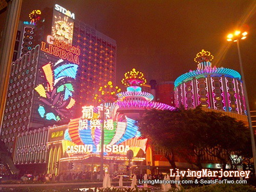 Casino Lisboa, by LivingMarjorney on Flickr