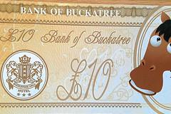Bank of Buckatree note