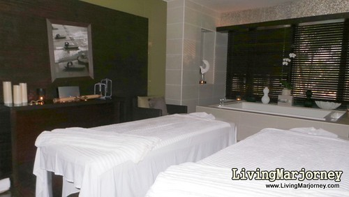 Couple's Massage Room Le Spa