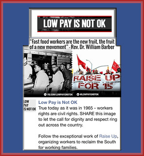 low pay is NOT ok