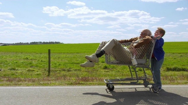 bad grandpa film review blog