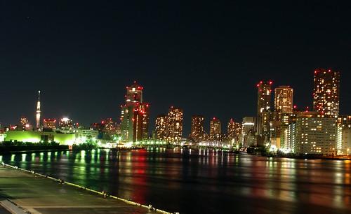 Night view Tokyo, 夜景 東京