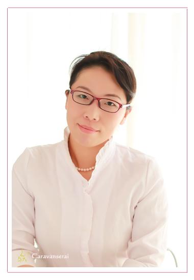 プロフィール写真 ポートレート写真 セミナー講師 フェイスブック ホームページ チラシ 女性カメラマン