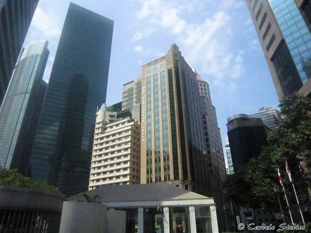 Ascott Singapore (former Asia Insurance Building) & Lucrum Capital Building