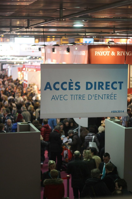 Salon du Livre de Paris 2014