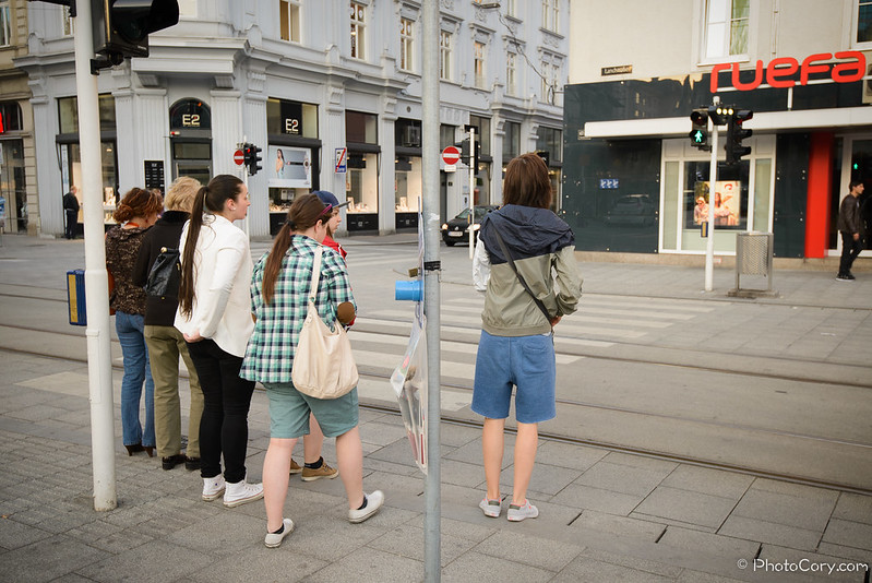 women in Linz, Austria - bad fashion