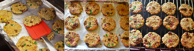 How to make oats raisin cookies - Step5