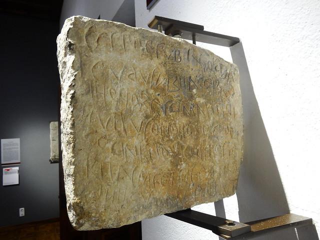 Visigothic scrawl