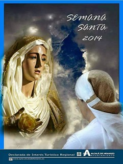 Cartel de la Semana Santa 2014.
