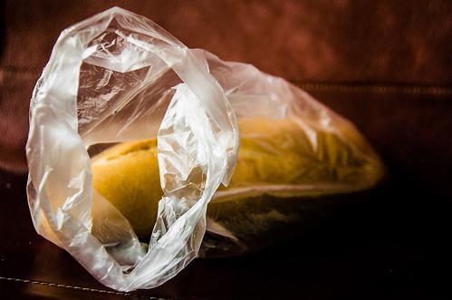 Pan y bolsa 4