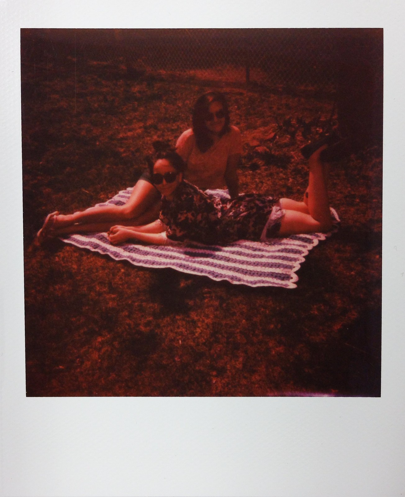 Sunday Fun • Polaroid x Impossible Project.