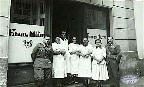 1937 - Farmacia Militar (1)