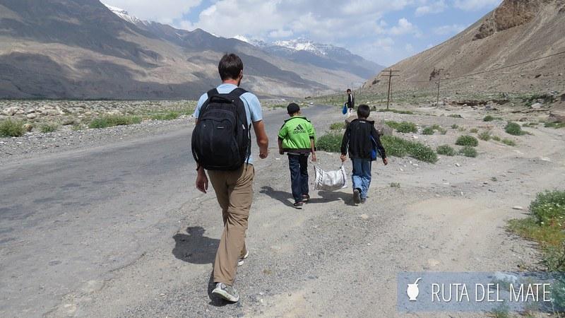 Mercado afgano Ishkashim (1)