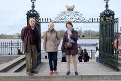 Week end en famille à Londres