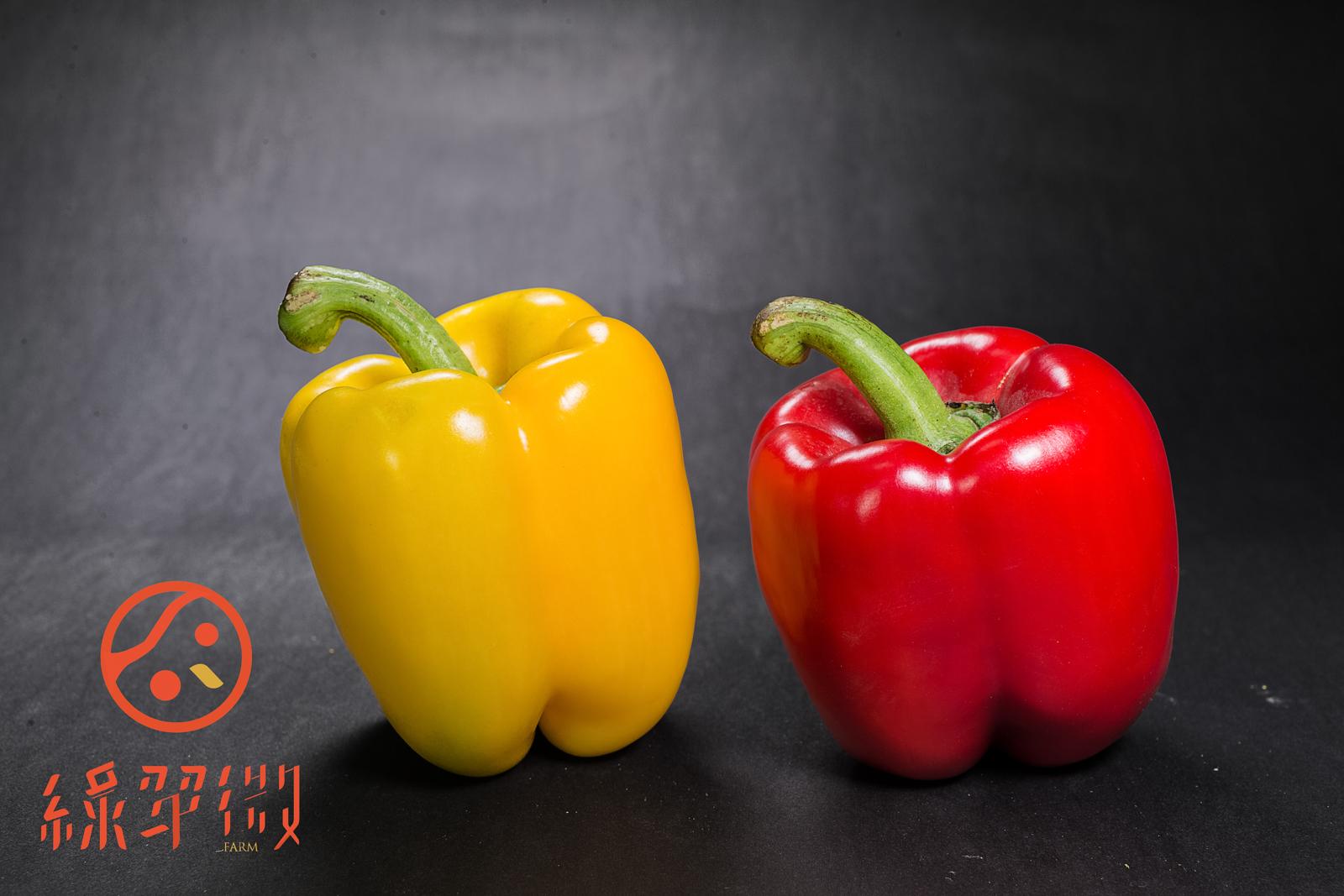 紅黃甜椒 (1)