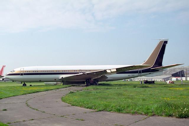 HZ-TAS Boeing 707-321B