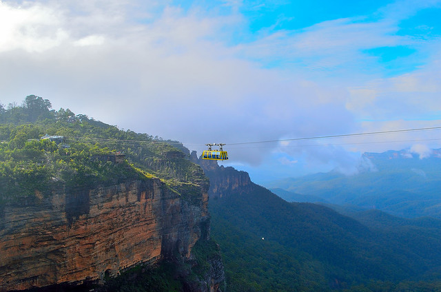 Scenic Skyway,Blue Mountains