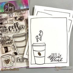 CLC Thursday Coffee Break - Joy Clair