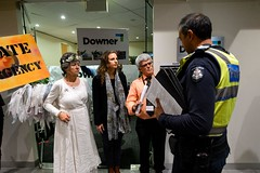DownerEDI occupation to Stop Adani 02