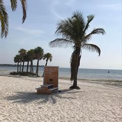 Panera on the beach#panera#panerabread#delivery on the beach#setdesignmiami #miamiset #miamilife #tampa #stpetersburg #stpete