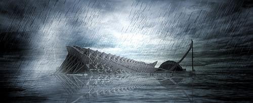 Architecture on the sea