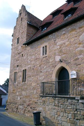 Höchheim, Ehemaliges Burggut