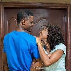 You made it so easy to love you.  #AshMedia #AshMediaNigeria #dayoashiruphotography  #Love #LoveWeddings #PreWedding #Nikon #35mm #Marriage #smile #BlueShirt #Couple #African #Lagos #Nigeria #NaijaWedding #nigerianwedding #bellanaijaweddings