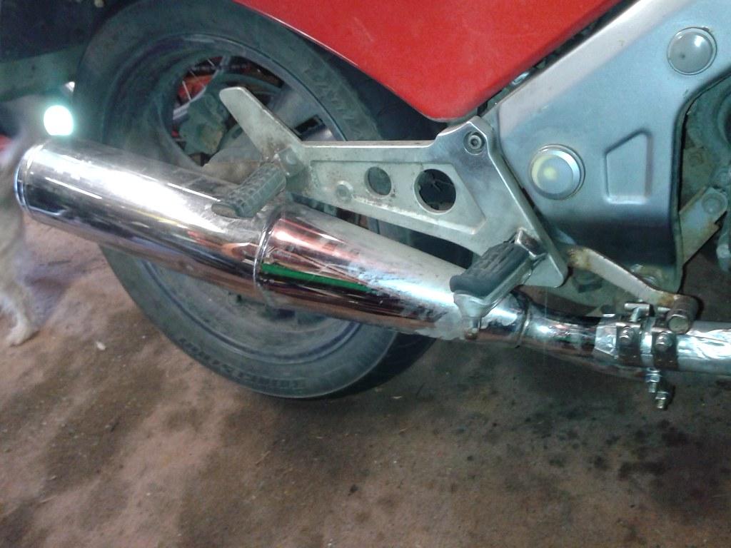 Motad NTV Repair gas-tight