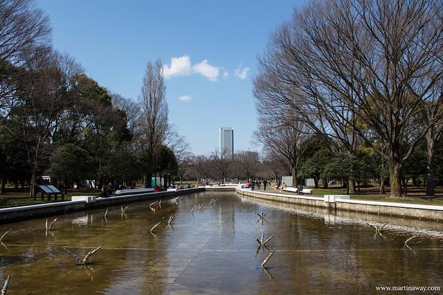 Yoyogi Park, Shibuya