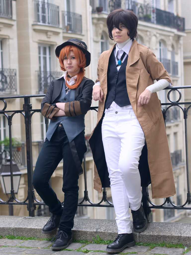 related image - Shooting Bungou Stray Dogs - Paris -2017-03-20- P2020868