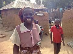 Eggon Woman in Langa Langa Village, Nasarawa State, Nigeria #JujuFilms
