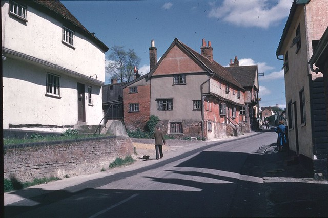 C-053 Coddenham, Suffolk, 1960s