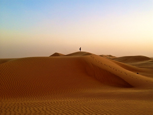 sunset sun set canon soleil sand warm solitude desert dunes sable oman chaud coucherdesoleil lonelyness