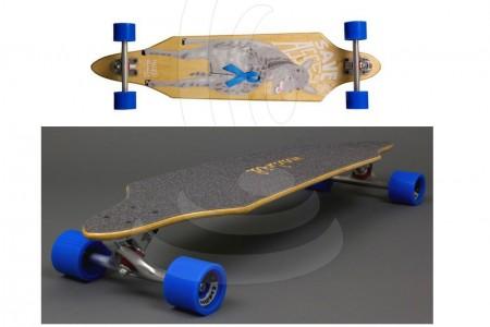 Longboard - prkno pro slečinky i holky
