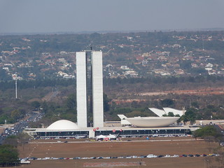 National Congress of Brazil, Brasilia