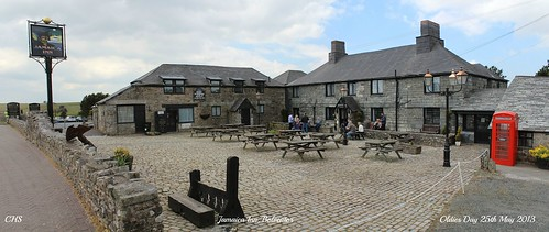 Jamaica Inn, Bolventor by Stocker Images