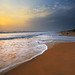 Candolim Beach by Nilanjan Sasmal