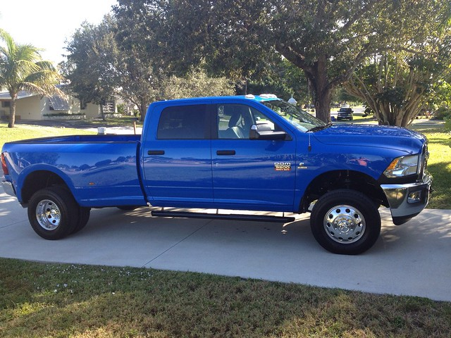 New Holland Blue Exterior Color??? - Page 2 - Dodge ...