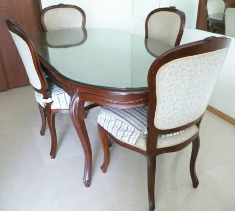 5 Dining Tables And Chairs For Sale From 350 Onwards 02