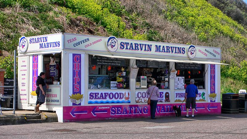 Starvin Marvins