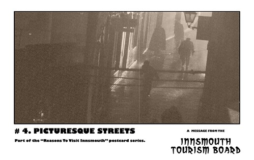 Innsmouth Tourism Board 04 - Picturesque Streets