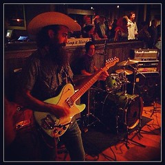 Ross James with The Terrapin Family Band - 06/12/13