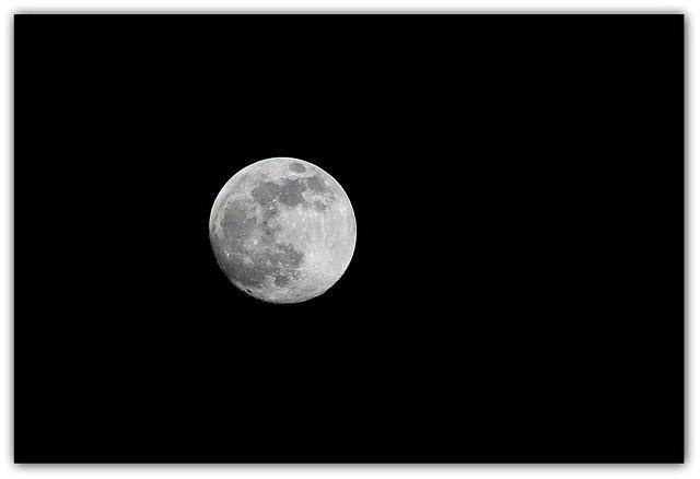 Full Moon - 22/08/13