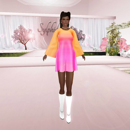 Sandra Orange by ♥Caprycia♥
