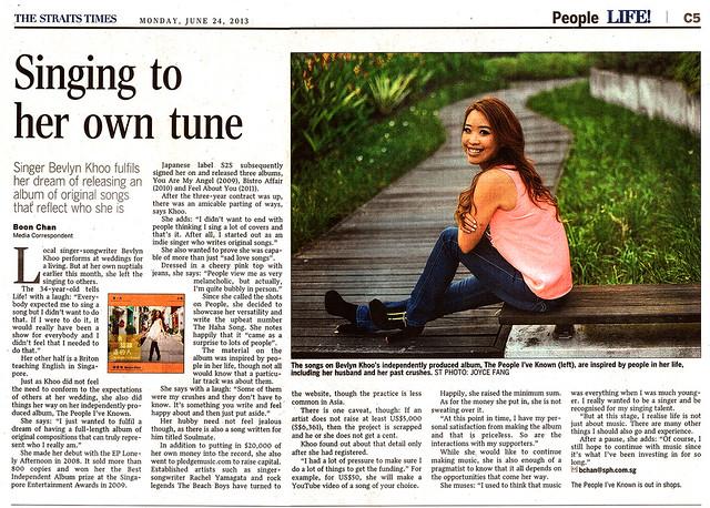 ST Life! Interview 24 Jun 13